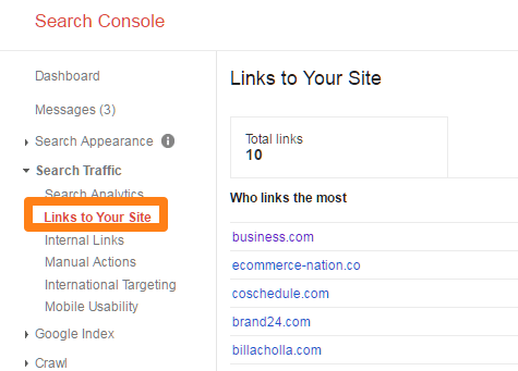 google-links