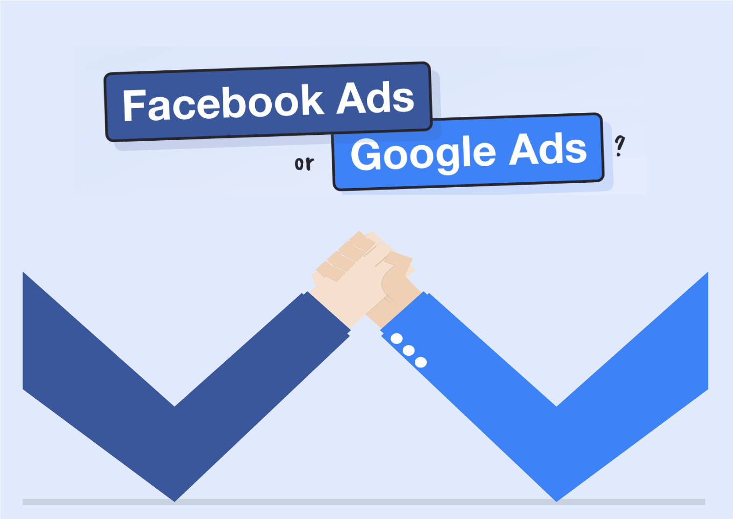 Google Ads vs  Facebook Ads: What's the best choice for your business?