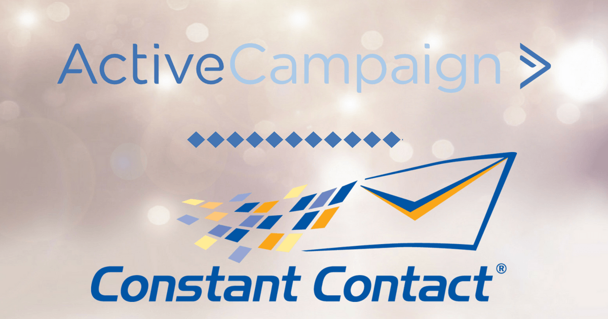 New Feature: Active Campaign & Constant Contact Integration!