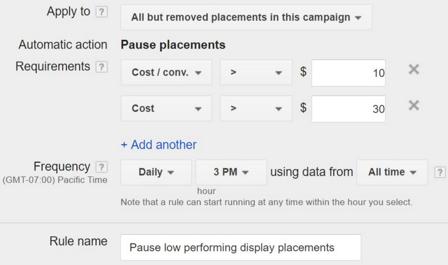 scale adwords 2