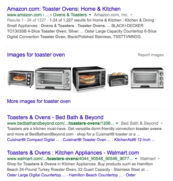 toaster-oven-organic-serps